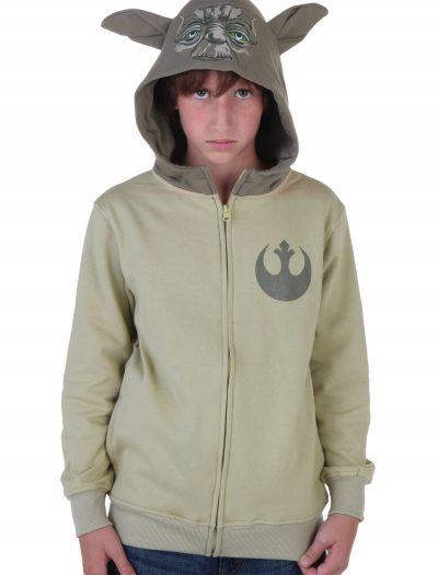 Kids Yoda Costume Hoodie buy now