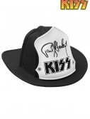 KISS Black Paul Stanley Firehouse Fire Hat buy now