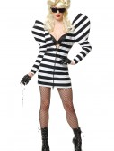 Lady G Prison Dress Costume buy now
