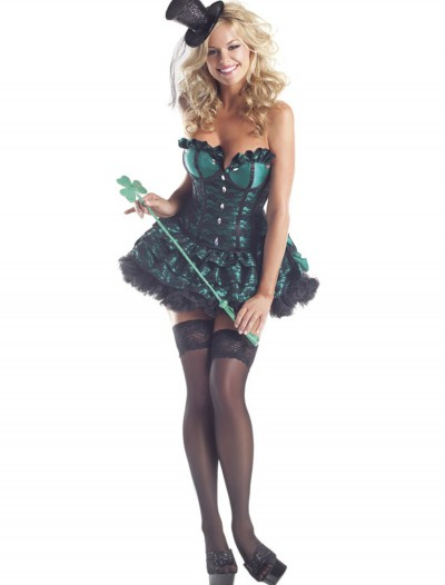 Lucky Charm Leprechaun Costume buy now