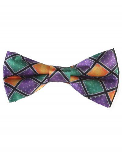 Mardi Gras Bow Tie buy now
