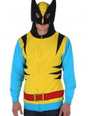 Marvel Wolverine Mens Yellow Suit Up Hoodie buy now