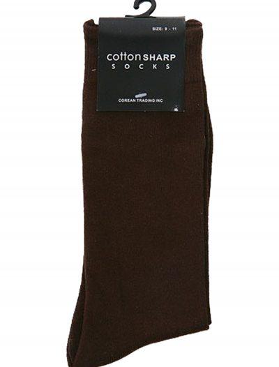 Men's Brown Socks buy now