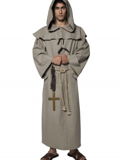 Mens Friar Tuck Costume buy now