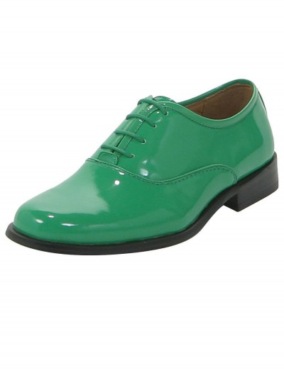 Mens Green Shoes buy now