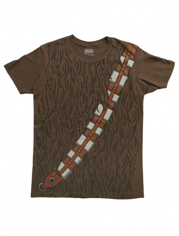 Mens I Am Chewbacca Costume T-Shirt buy now