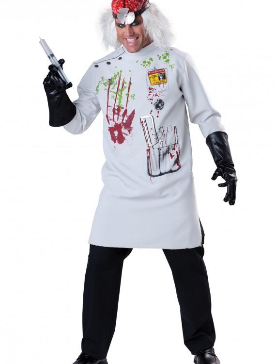 Mens Mad Scientist Costume buy now