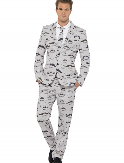 Men's Mustache Suit buy now
