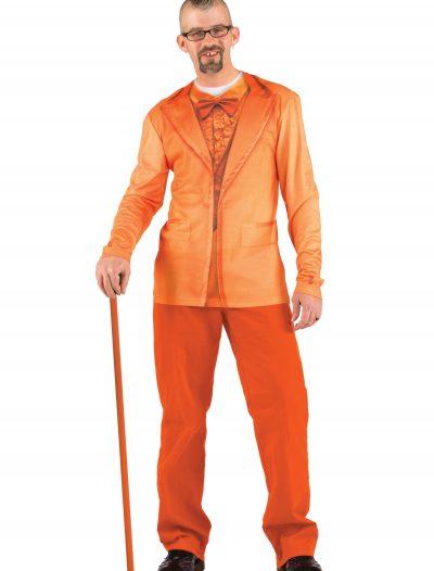 Mens Orange Tuxedo Costume TShirt buy now