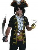 Mens Pirate Costume T-Shirt buy now