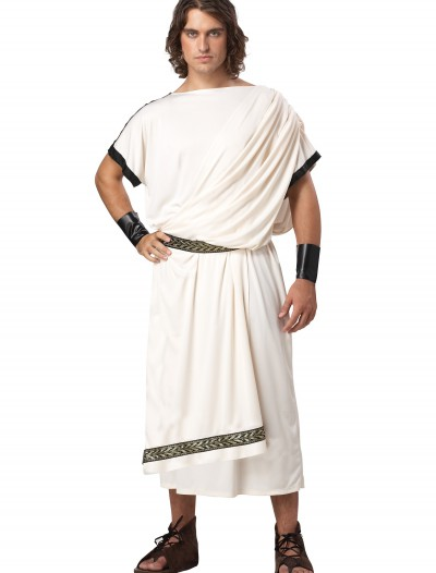 Men's Plus Size Toga Costume buy now