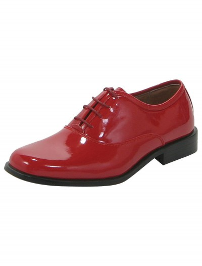 Men's Red Gangster Shoes buy now