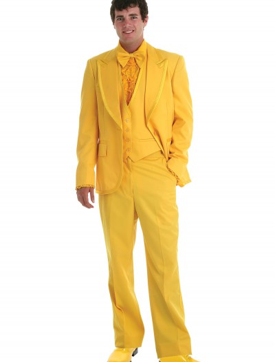Men's Yellow Tuxedo buy now