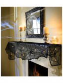 Midnight Lace Mantel Scarf w/ Lights buy now