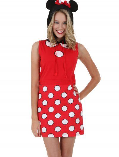 Minnie Mouse Juniors Tunic Sleeveless Hoodie buy now