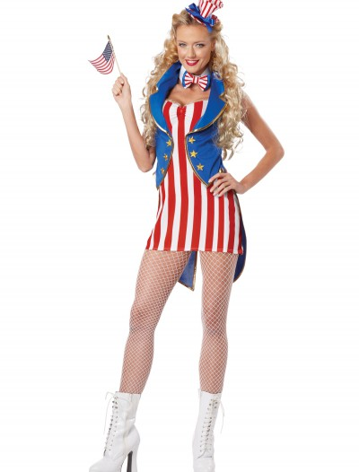 Womens Miss Independence Costume buy now
