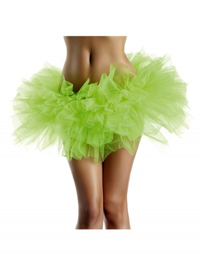 Neon Green Organza Tutu buy now