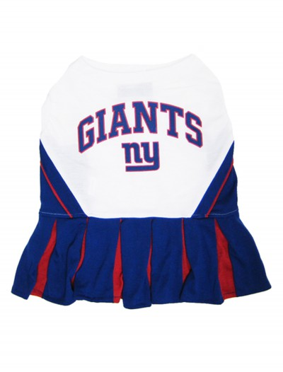 New York Giants Dog Cheerleader Outfit buy now