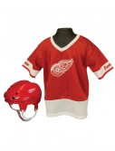 NHL Detroit Red Wings Kid's Uniform Set buy now