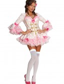 Pink Lace Marie Antoinette Costume buy now