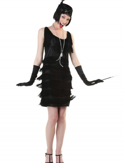 Plus Size 1920's Flapper Costume buy now
