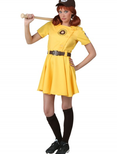 Plus Size A League of Their Own Kit Costume buy now