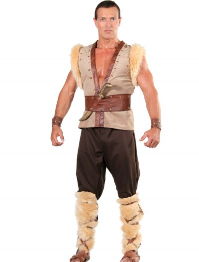 Plus Size Adult Norse God Thor Costume buy now