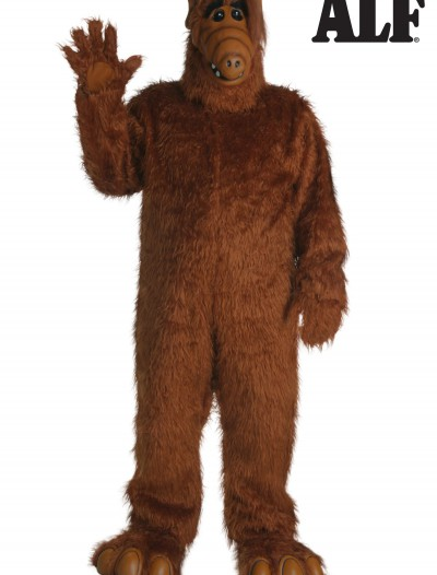 Plus Size Alf Costume buy now