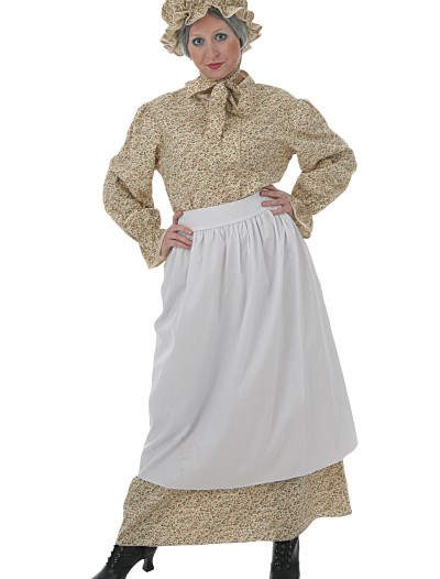 Plus Size Auntie Costume buy now