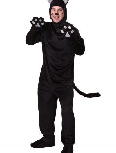 Plus Size Black Cat Costume buy now