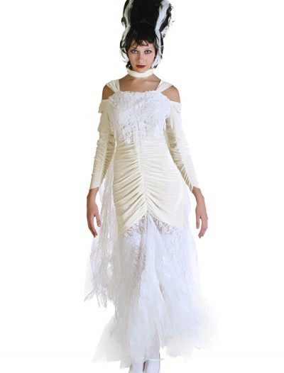 Plus Size Bride of Frankenstein Costume buy now