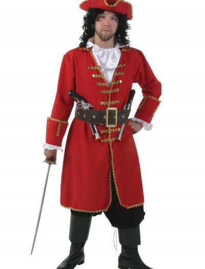 Plus Size Captain Blackheart Costume buy now
