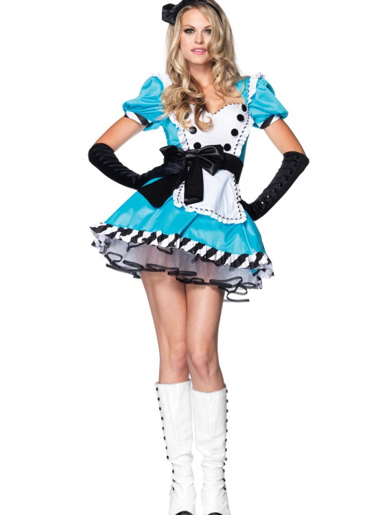 Plus Size Charming Alice Costume buy now