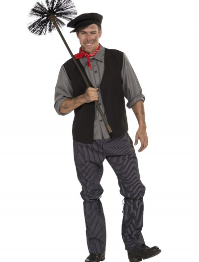 Plus Size Chimney Sweep Costume buy now
