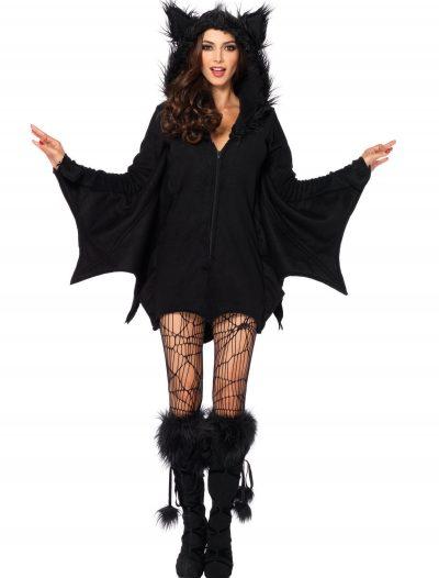 Plus Size Cozy Bat Adult Costume buy now