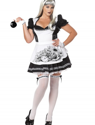 Plus Size Dark Alice Costume buy now