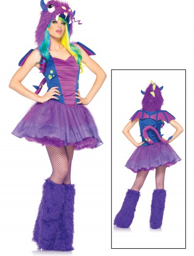 Plus Size Darling Dragon Costume buy now