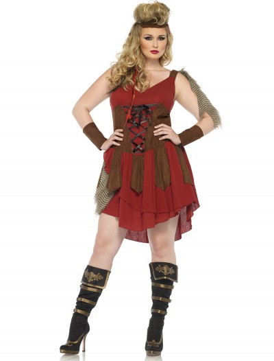 Plus Size Deadly Huntress Costume buy now