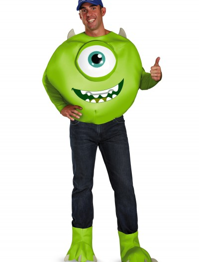 Plus Size Deluxe Mike Costume buy now