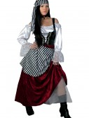 Plus Size Deluxe Pirate Wench Costume buy now