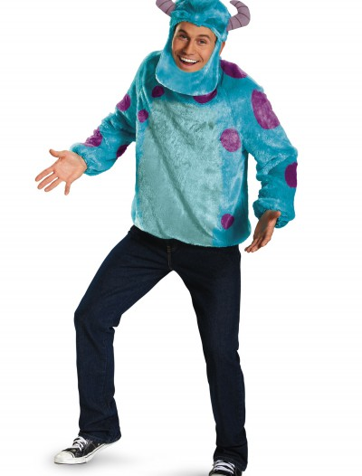 Plus Size Deluxe Sulley Costume buy now