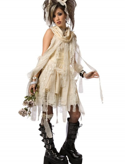 Plus Size Gothic Mummy Costume buy now