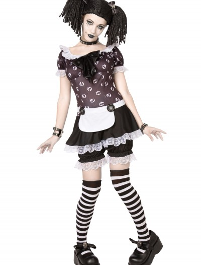 Plus Size Gothic Rag Doll Costume buy now