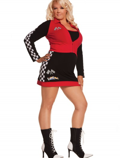 Plus Size High Speed Hottie Costume buy now