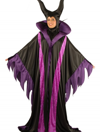 Plus Size Magnificent Witch Costume buy now
