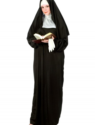 Plus Size Nun Costume buy now