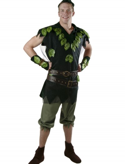 Plus Size Peter Pan Costume buy now