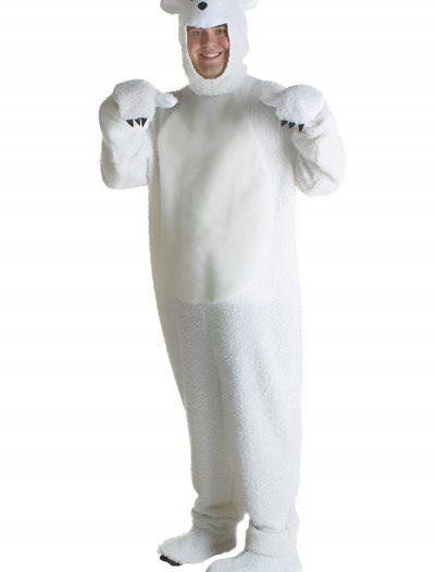 Plus Size Polar Bear Costume buy now