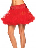 Plus Size Red Tulle Petticoat buy now
