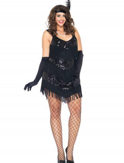 Plus Size Roaring 20s Honey Costume buy now